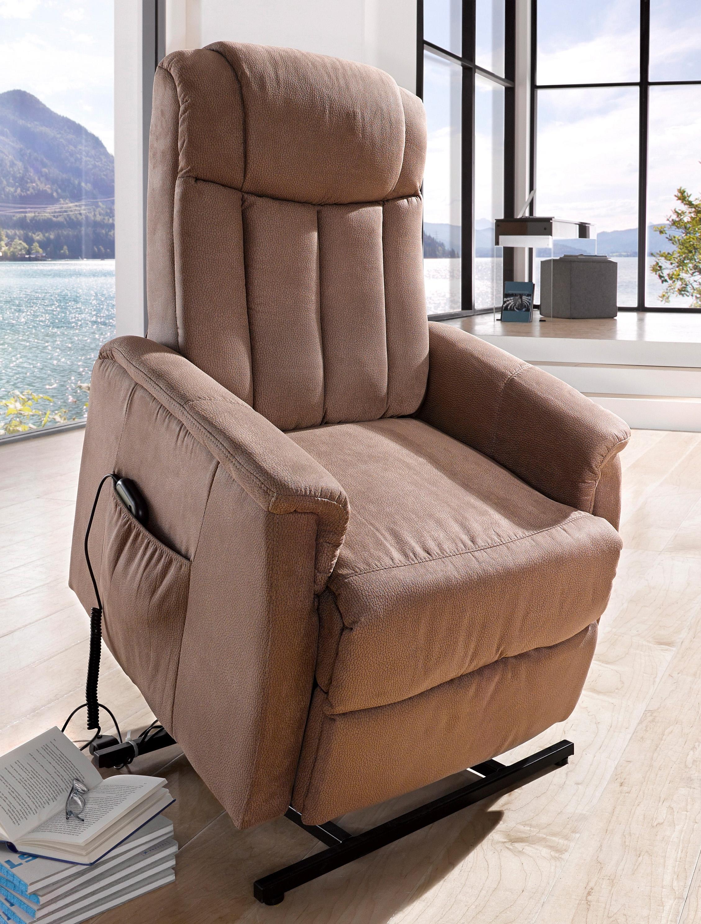 Duo Collection Relaxfauteuil, elektrisch, met opstahulp bij OTTO online kopen