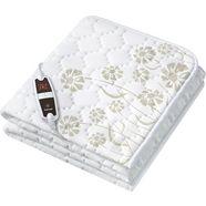 beurer elektrische deken ub 60 met tijdschakelaar wit