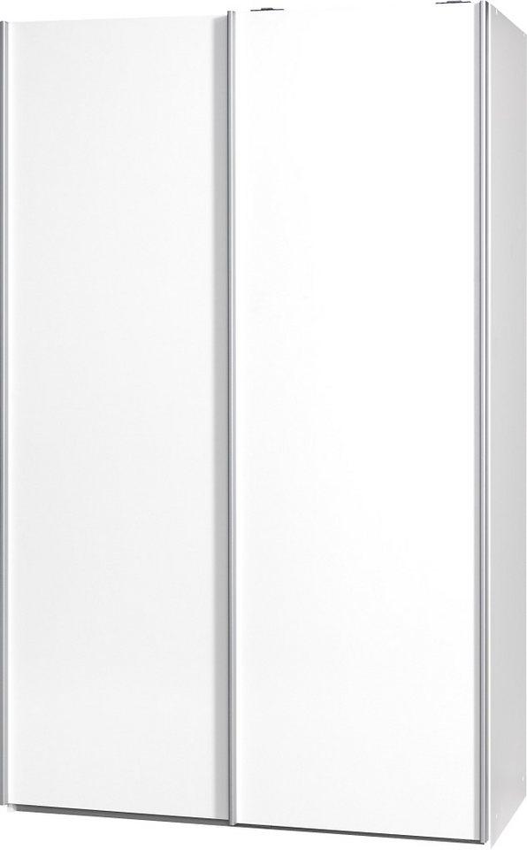 CS SCHMAL Garderobekast SoftSmart 120 cm breed