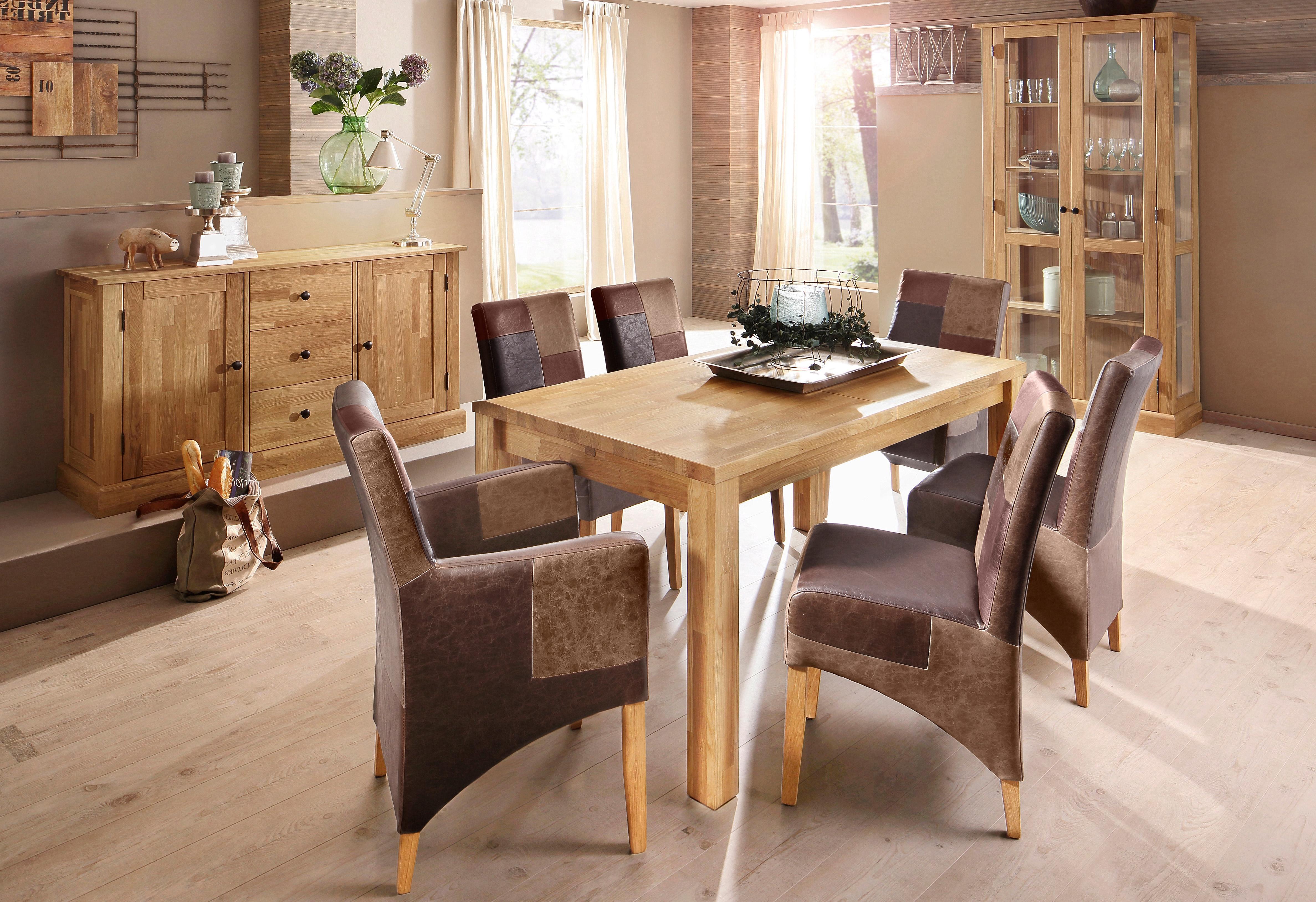 home affaire eettafel met uittrekfunctie in 3 afm snel gevonden otto. Black Bedroom Furniture Sets. Home Design Ideas