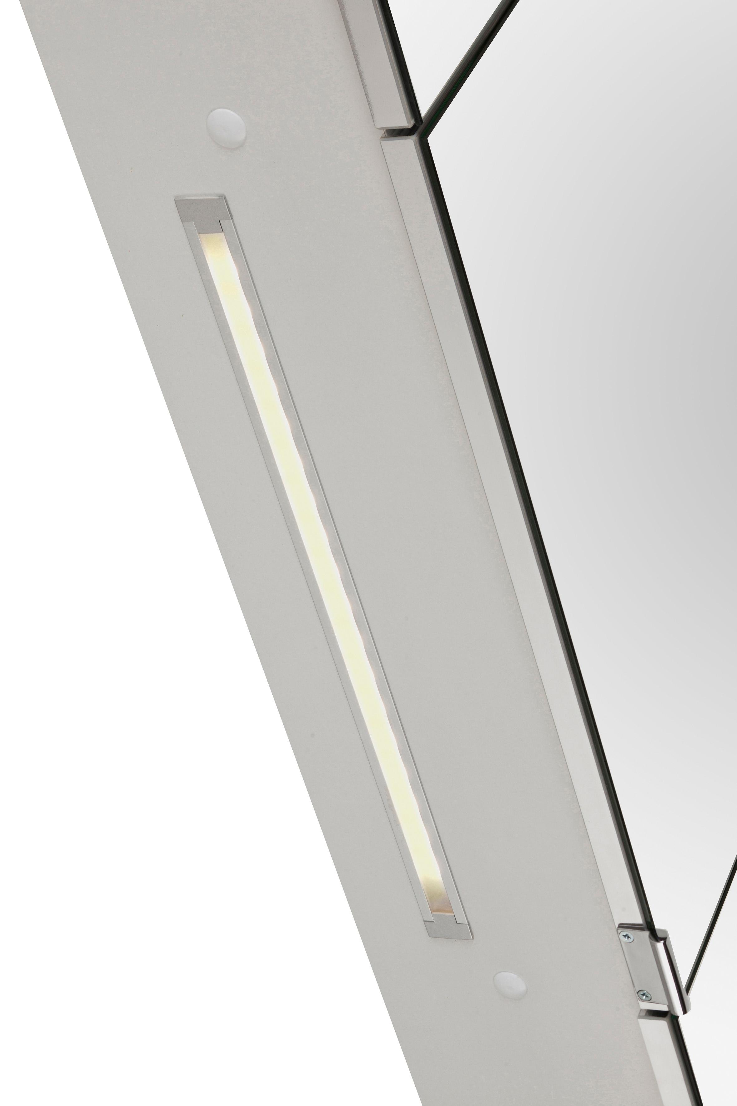 SCHILDMEYER spiegelkast »Stone« met LED-verlichting online ...