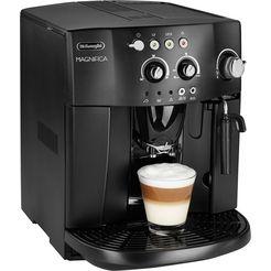 delonghi volautomatisch koffiezetapparaat magnifica esam 4008, zwart zwart