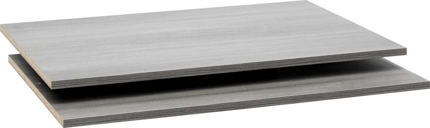 CS SCHMAL Plank SoftSmart set van 2 diepte 61 cm