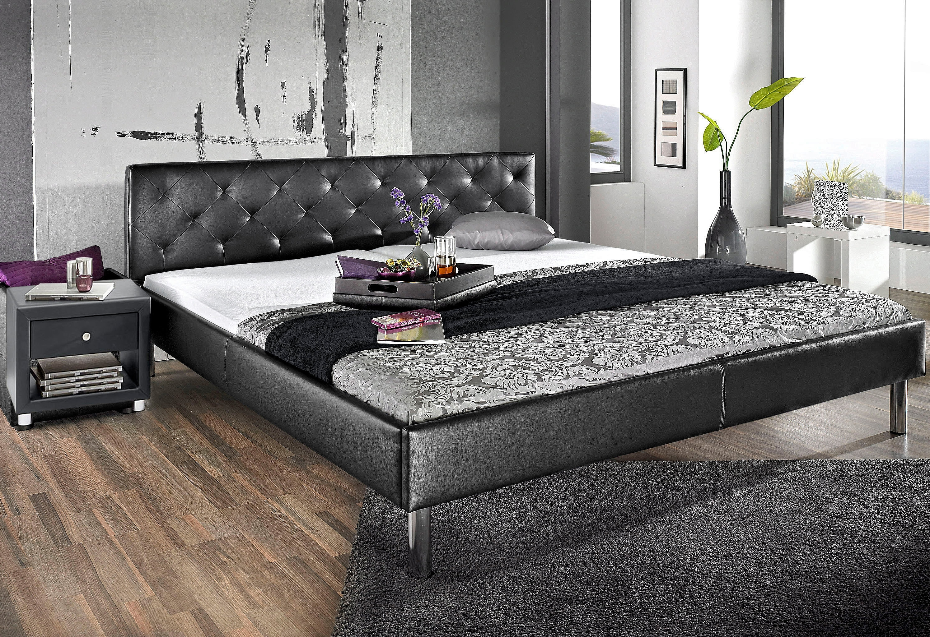 bed snel gevonden otto. Black Bedroom Furniture Sets. Home Design Ideas