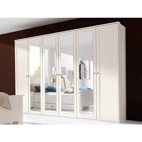 Kledingkasten Garderobekast met spiegeldeuren 897135