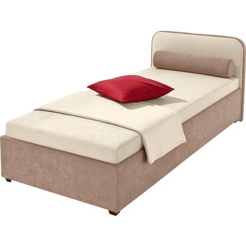 MAINTAL Bed in 5 kleuren 5 zones koudschuimmatras H2 beige Maintal 488182