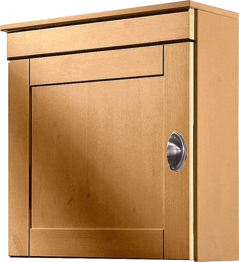 Home affaire hangend kastje Oslo 50 cm breed, van massief grenen, 1 deur, metalen greep, landhuis-look goedkoop op otto.nl kopen