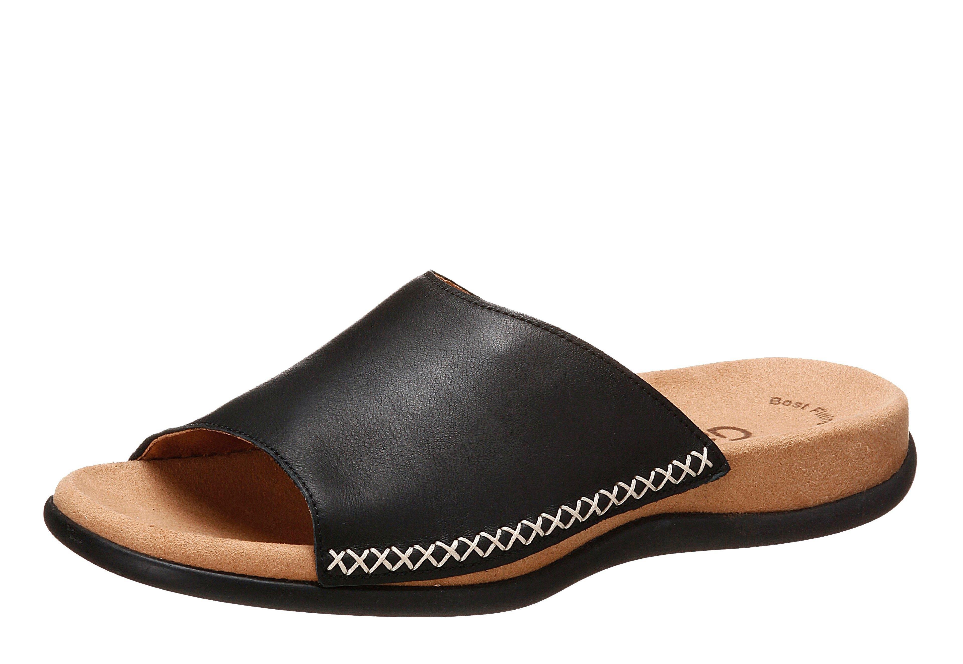 Gabor Slippers van leer voordelig en veilig online kopen