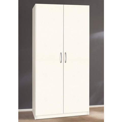 Kledingkasten Garderobekast in 2 kleuren en 3 breedten 507574