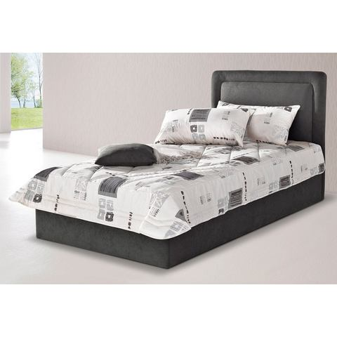 Bed met optionele bedkist