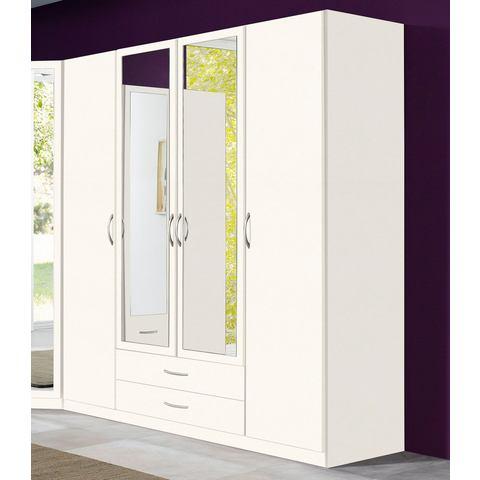 Kledingkasten Garderobekast in 2 kleuren en 3 breedten 663897