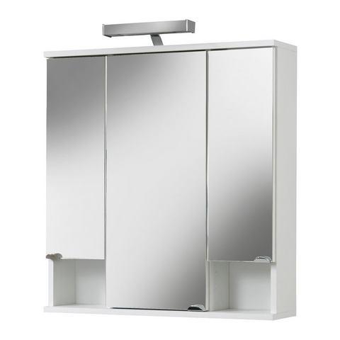 SCHILDMEYER kast Cadiz witte badkamer spiegelkast 12