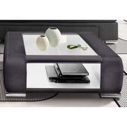 inosign salontafel en nachtkastje in één grijs