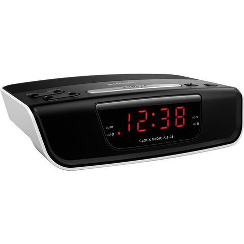 Philips AJ3123 wekkerradio, 100 mW