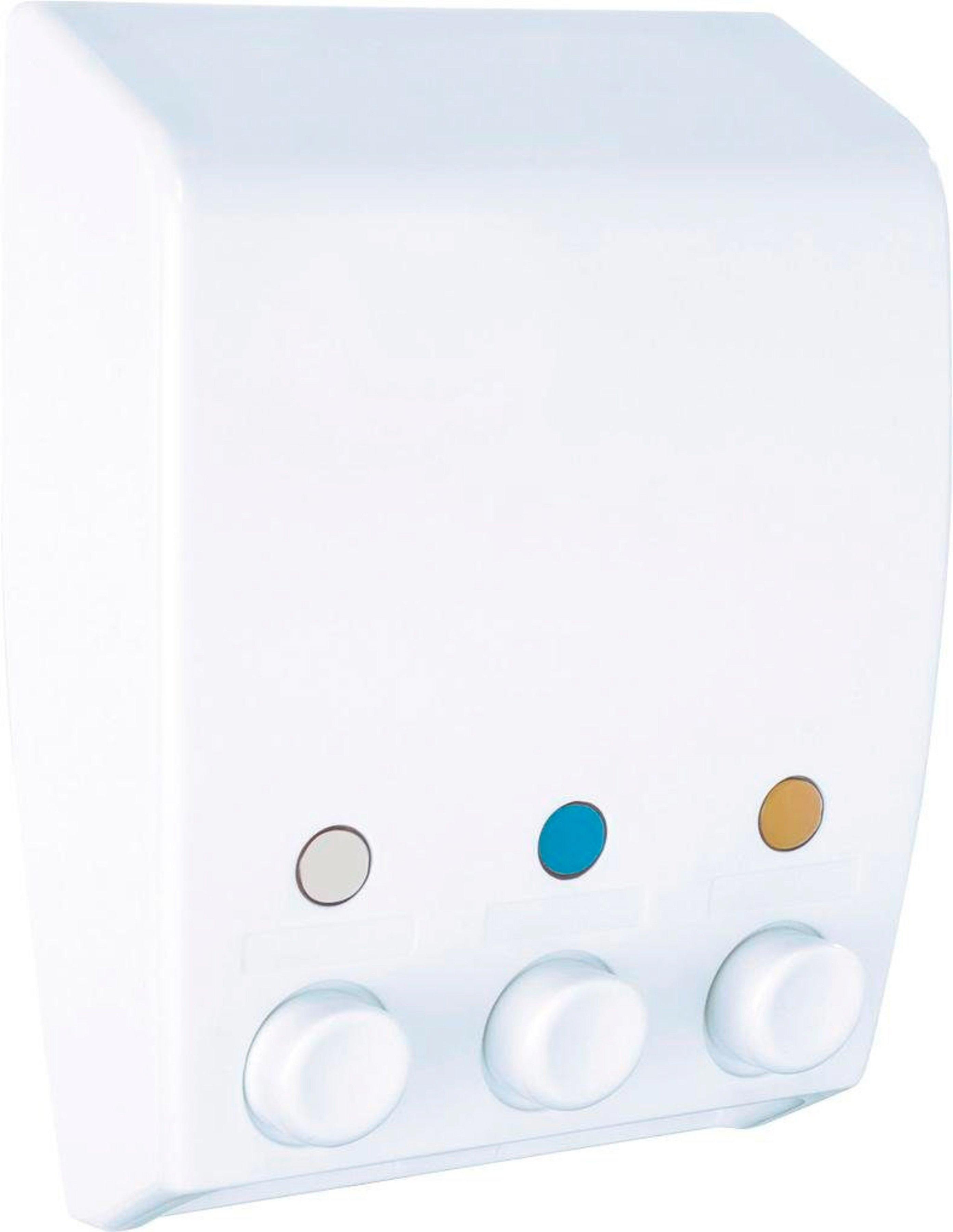 Op zoek naar een WENKO zeepdispenser Varese 3-kamer? Koop online bij OTTO