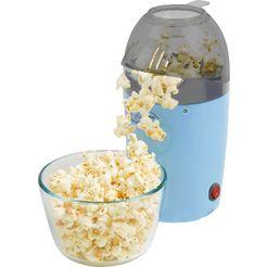 bestron »apc1007« popcornmachine blauw