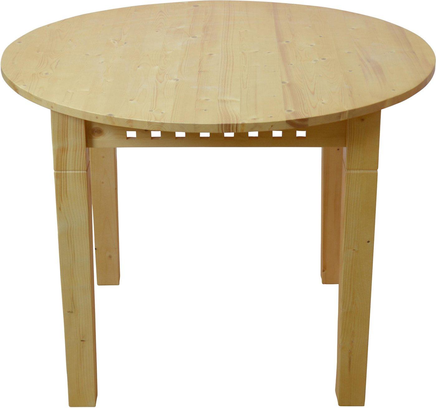 Eettafel, HOME AFFAIRE, rond, Ø 100 cm