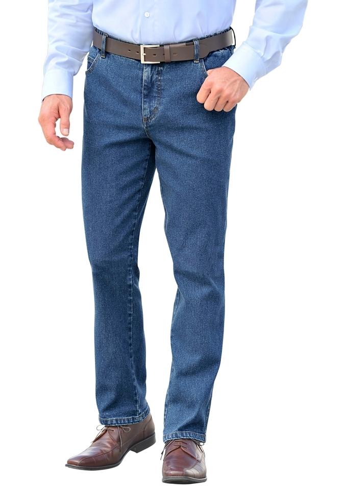 Marco Donati Jeans met achterzakken met rits in de webshop van OTTO kopen