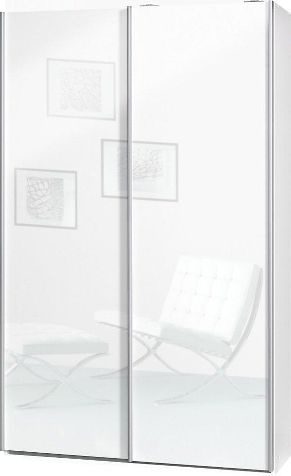 CS SCHMAL Garderobekast Smart breedte 120 cm