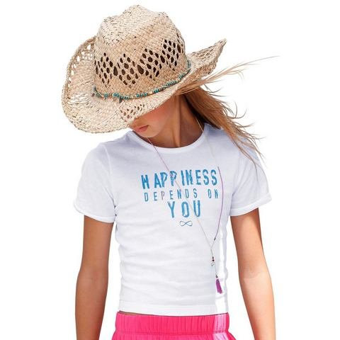 ARIZONA T-shirt Happiness depends on you