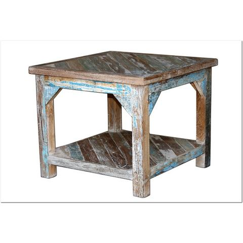 HOME AFFAIRE salontafel India van gerecycled hout