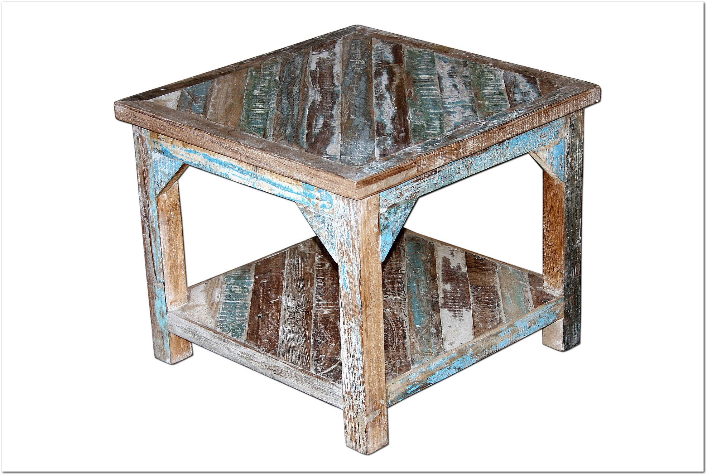 Salon Tafel Hout : Home affaire salontafel india« van gerecycled hout makkelijk
