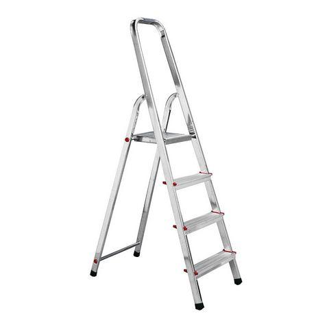 Krause 000705 Staande ladder max. werkhoogte 2,80 m