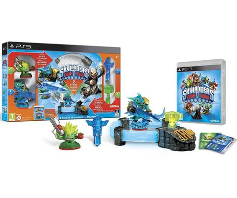 Skylanders Trap team S Pack
