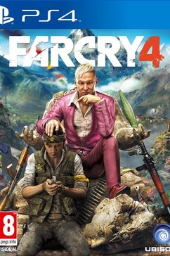 ps4 game far cry 4 andere