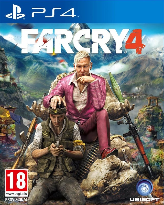 PlayStation PS4 Game Far Cry 4 veilig op otto.nl kopen
