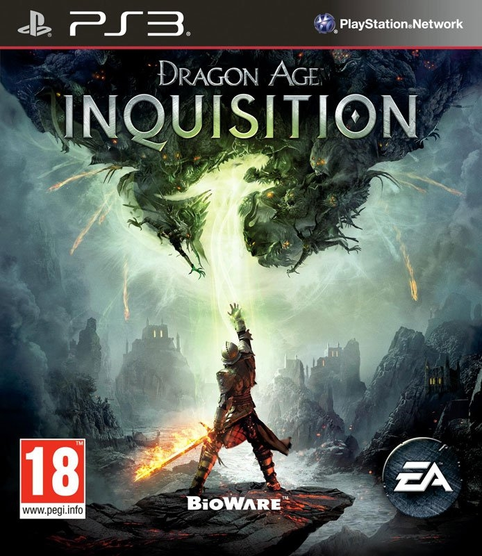 PlayStation PS3 Game Dragon Age 3 Inquisition in de webshop van OTTO kopen