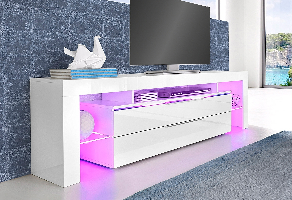 borchardt Möbel tv-meubel Breedte 163 cm - verschillende betaalmethodes