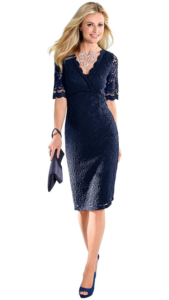 jurk met lijfje in wikkel look online verkrijgbaar otto. Black Bedroom Furniture Sets. Home Design Ideas