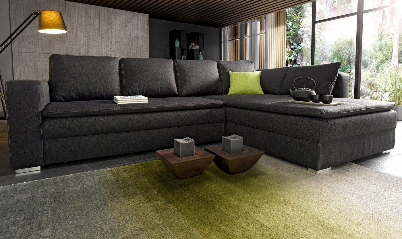 Hoekbank FSC®-gecertificeerd houtmateriaal