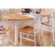 andas houten stoel tatra in een set van 2, 4 of 6 (set, 2 stuks) beige