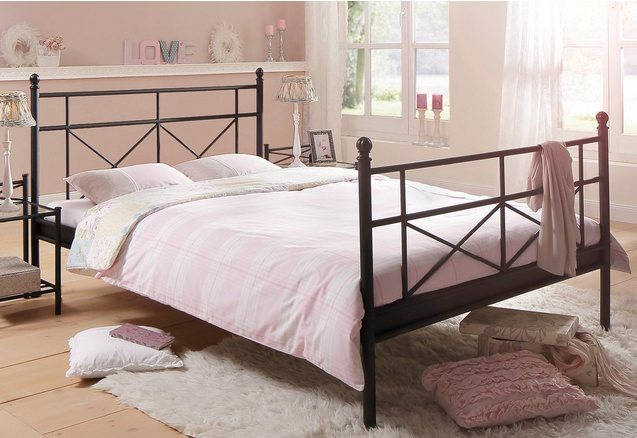 HOME AFFAIRE Metalen Bed in 4 breedten