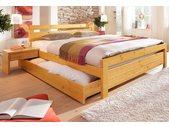 HOME AFFAIRE Bed van grenenhout