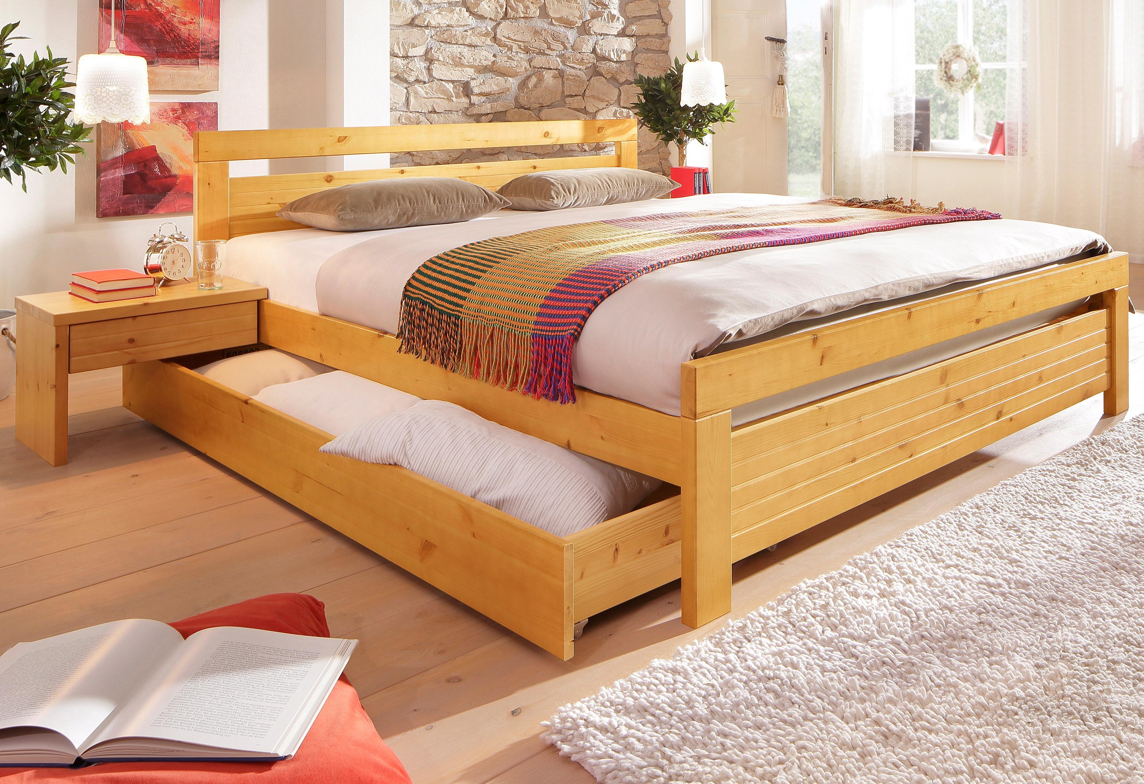 HOME AFFAIRE Bed van grenenhout goedkoop op otto.nl kopen