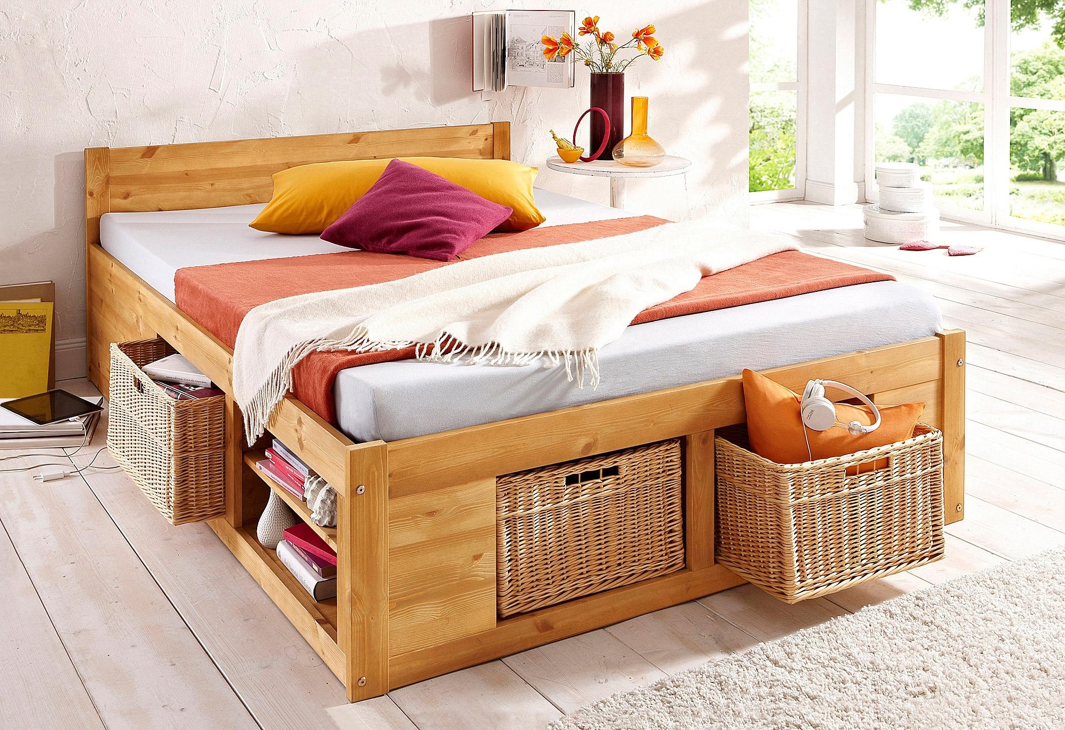 bed home affaire online kopen otto. Black Bedroom Furniture Sets. Home Design Ideas