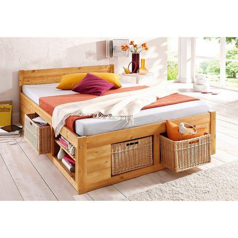 Bed Home Affaire naturelkleur beige Home Affaire 697412