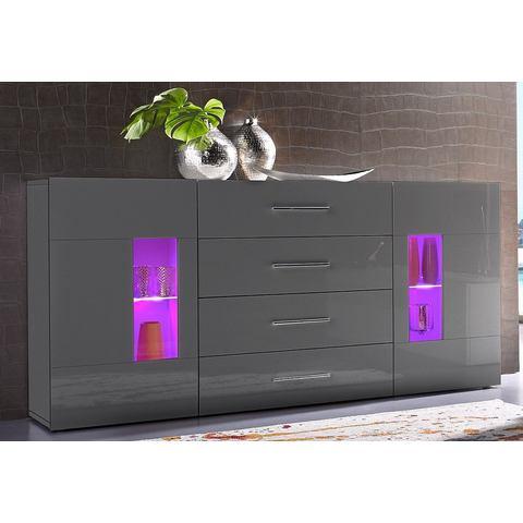 Dressoirs Sideboard van 160 cm breed 675015