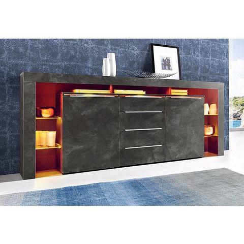 Dressoirs Sideboard breedte 192 cm 712878