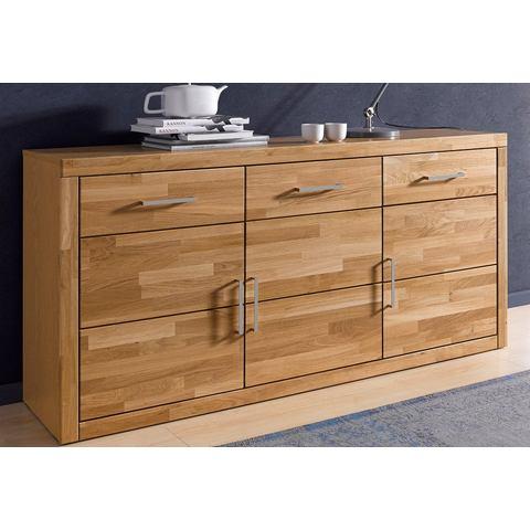 Dressoirs Sideboard van massief hout 865087