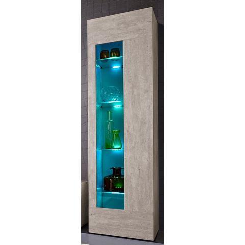 Kasten  vitrinekasten Vitrinekast Daiquiri van 162 cm hoog 553692