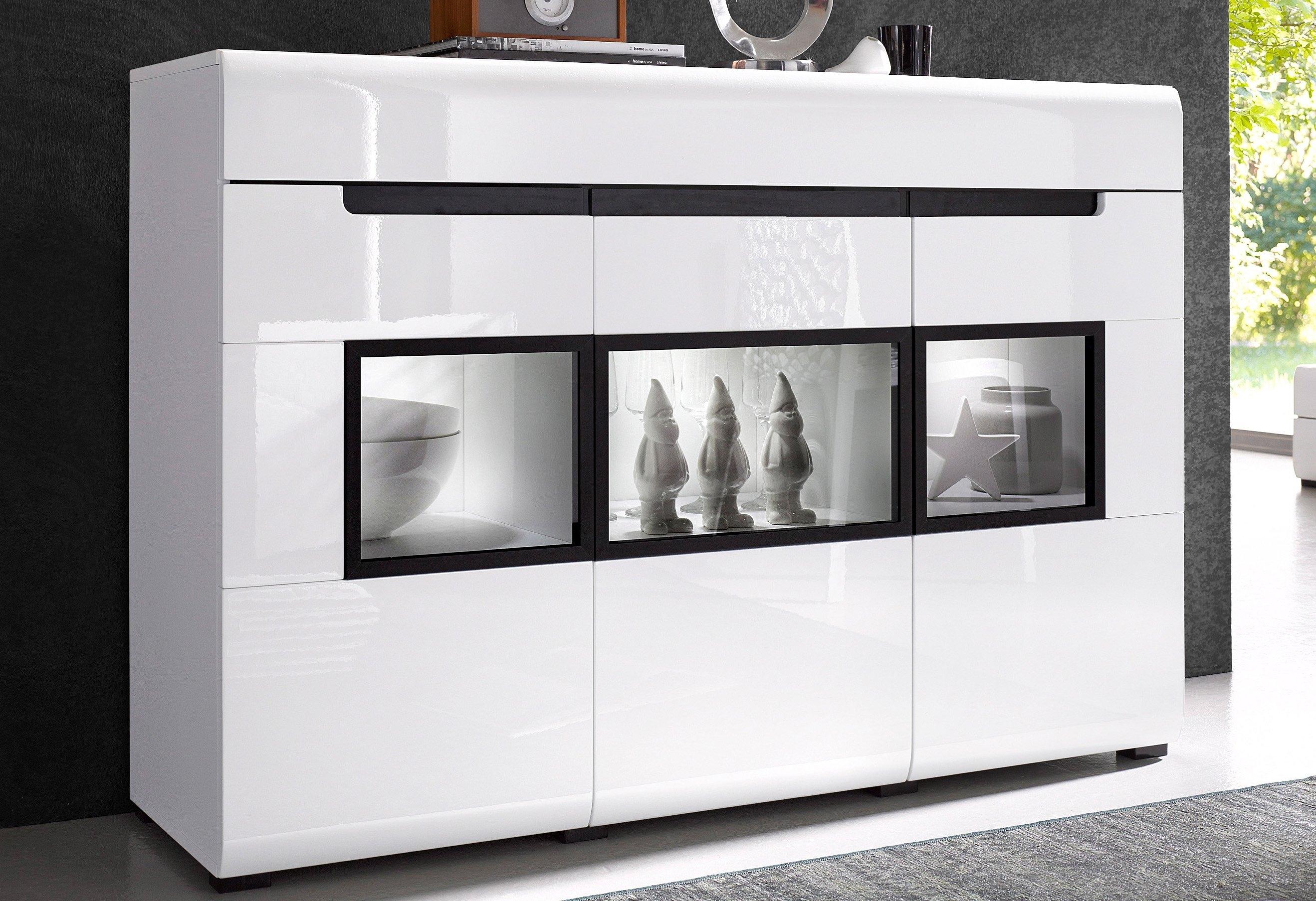 Trendmanufaktur Sideboard breedte 136 cm nu online bestellen