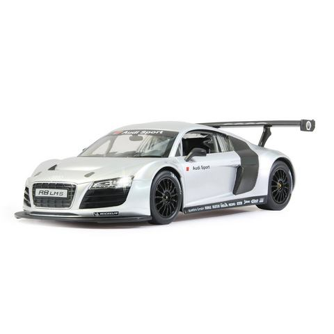 Jamara Audi R8 LMS 1:14 zilver