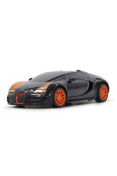 jamara rc auto bugatti grand sport vitesse 40 mhz zwart
