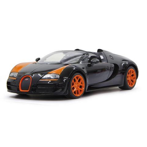 Jamara Bugatti GrandSportVitesse 1:14 zwart 2,4G