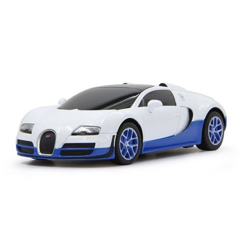 Jamara Bugatti GrandSportVitesse1:24 wit 27MH