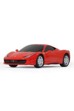 jamara rc auto ferrari 458 italia 40 mhz rood